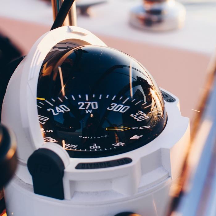 Navigatie op zee