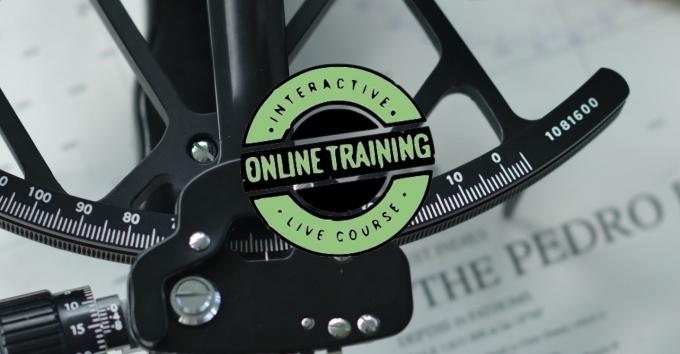 Online cursus Astronavigatie