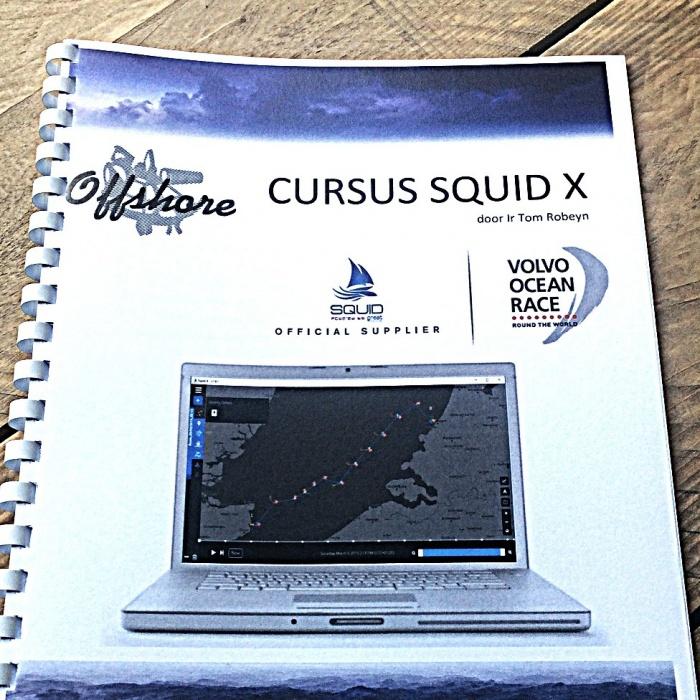 Cursus Squid X by Offshore