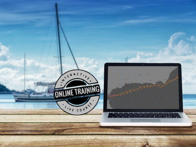 Online Cursus Weather Routing